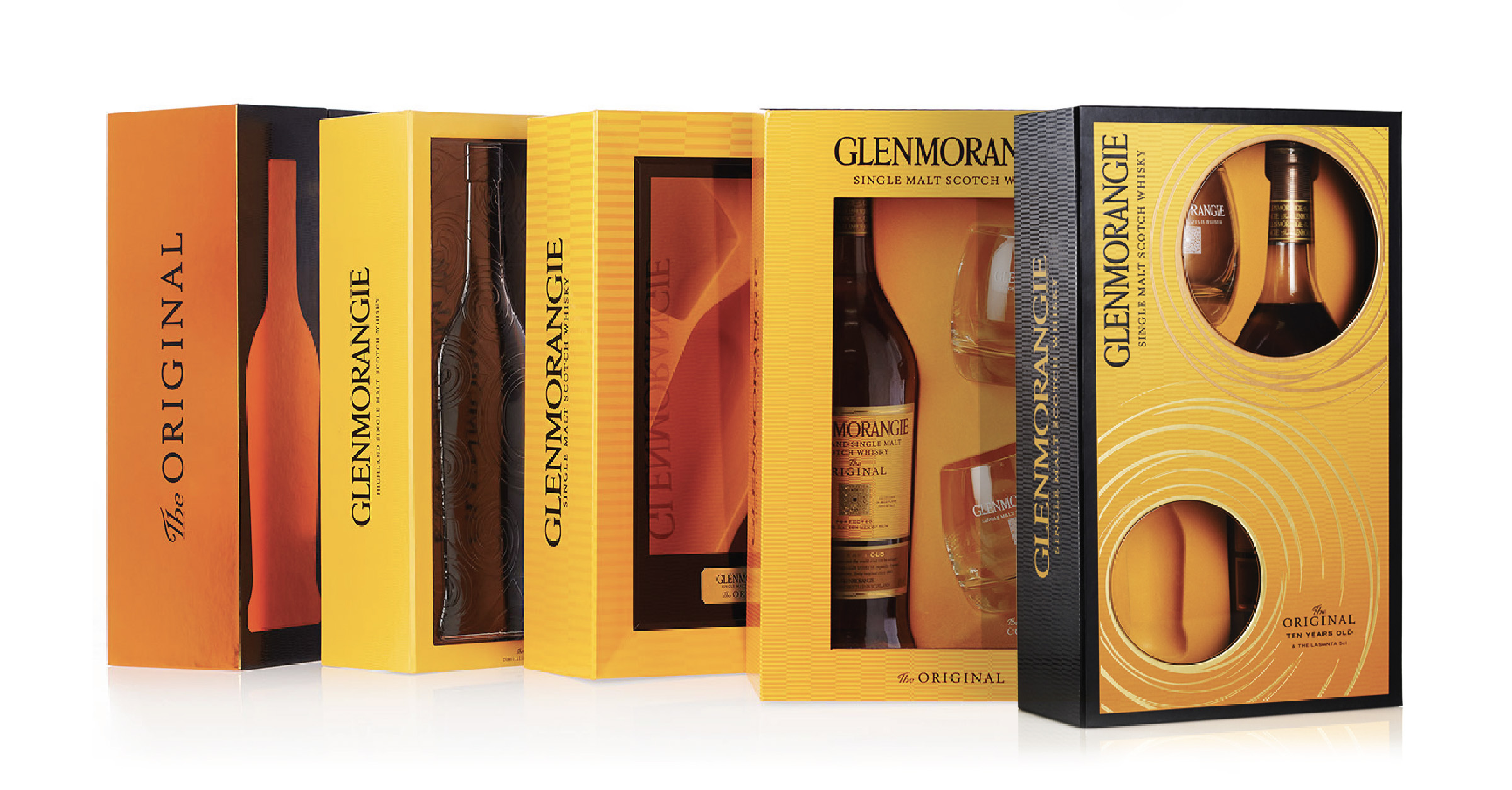 Glenmorangie Gifting - IPL Packaging