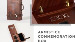 Armistice box ipl packaging luxury packaging