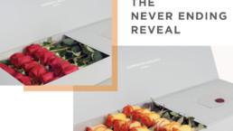 Never ending reveal ipl packaging luxury packaging