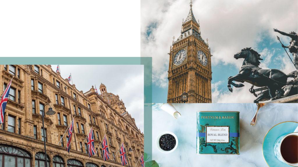 Walpole UK luxury branding and packaging
