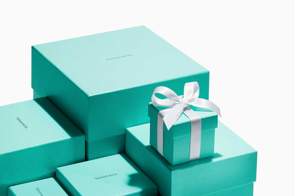 Tiffany & Co. - luxury packaging done right
