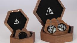 ARK wearable tech jewellery by IPL Packaging