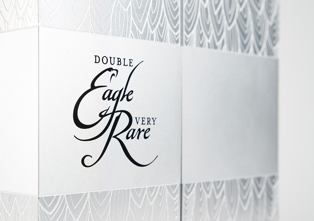 Double Eagle whisky pack