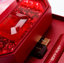 Sexy Ruby packaging
