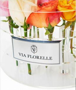 Via Florelle packaging