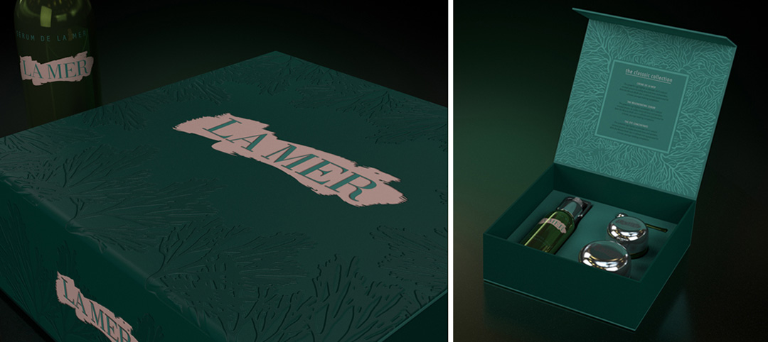 La Mer packaging by IPL