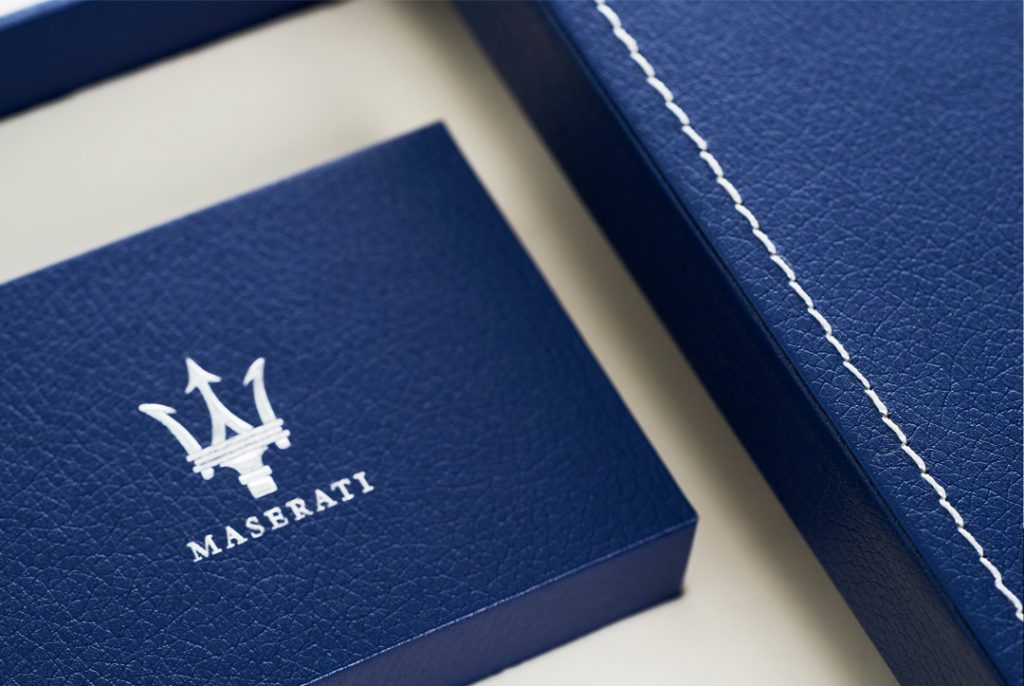 Maserati box by IPL Packaging