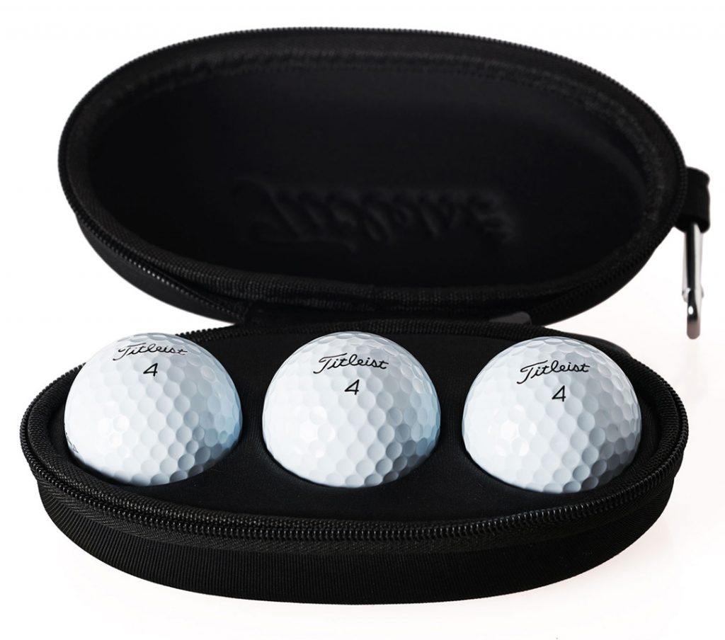 Titleist reusable packaging