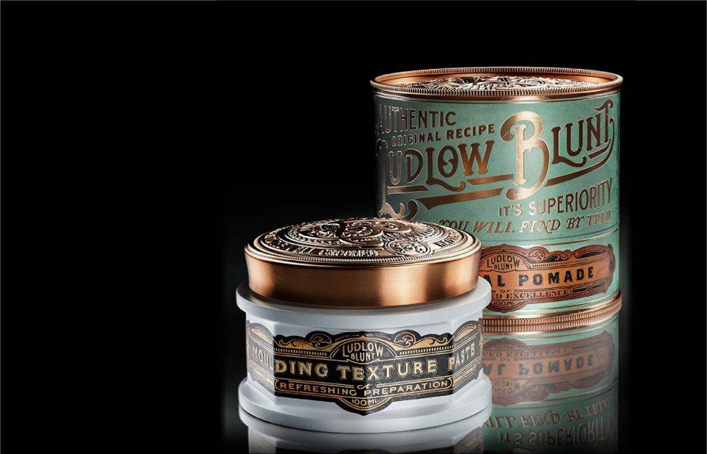 Ludlow Blunt tin