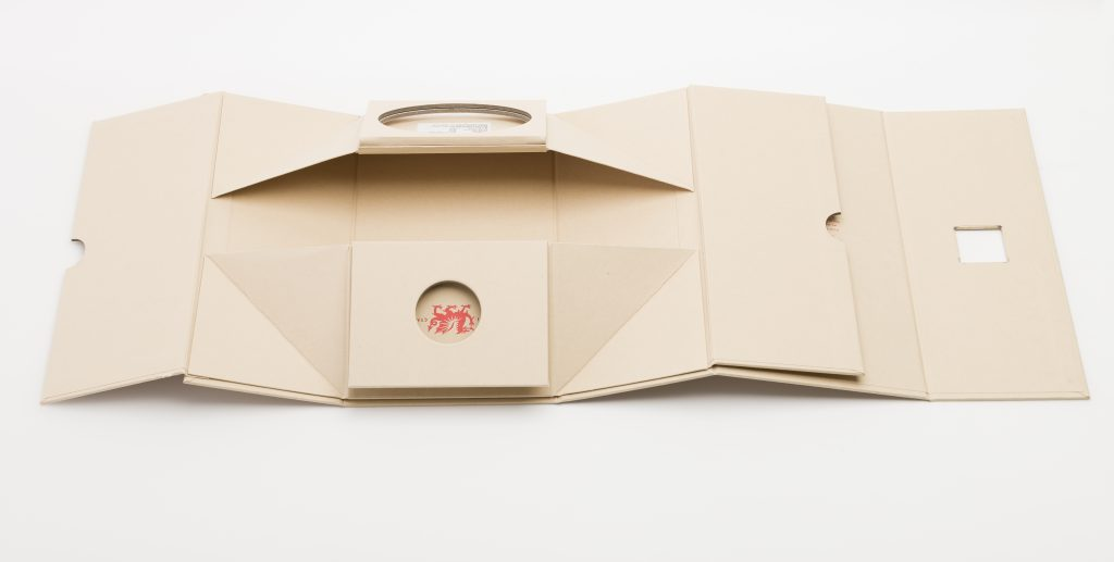 Collapsible, Flat Packable, Sustainable Packaging